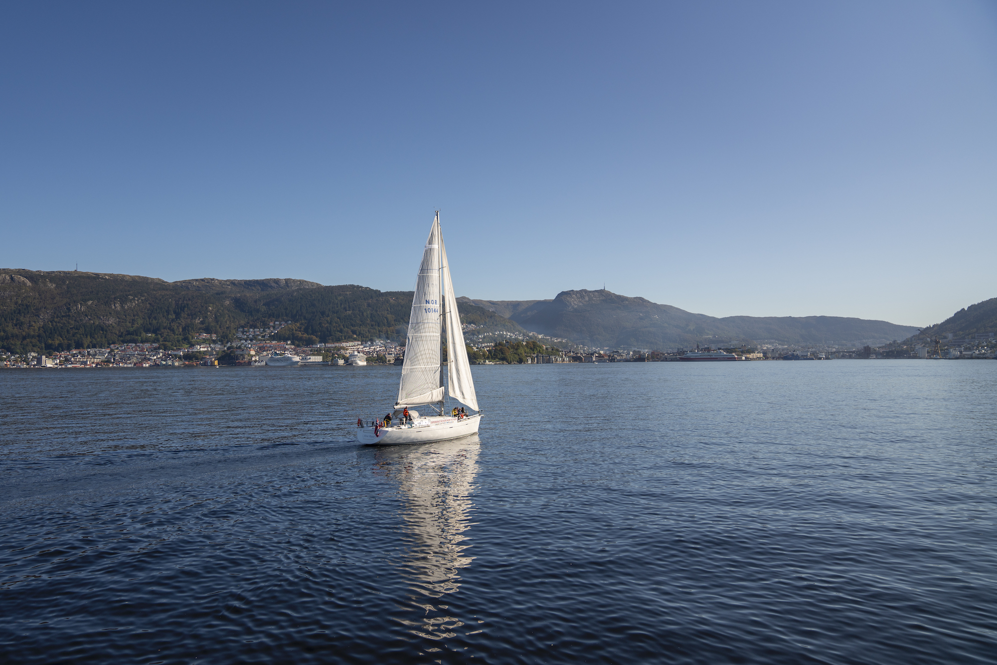 Sailboat Cruise In Bergen Norway Fjord Tours